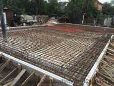 Утепленная шведская плита строительство