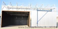 Монтаж поликарбоната на готовые конструкции