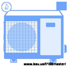 Тепловой насос Arctic Home Smart