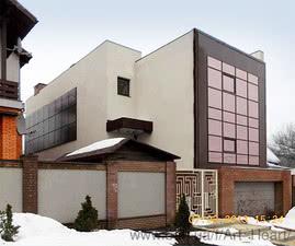 Индивидуальный жилой дом в современном стиле — Wasilovski Studio (Василовский Студио)