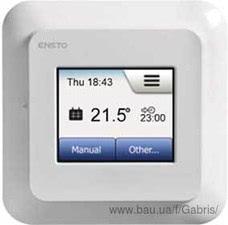 Терморегулятор  ECO16TOUCH — ГАБРИС
