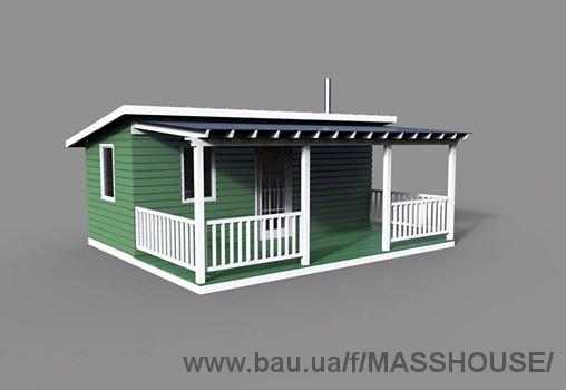 Серія MassHouse Sauna
