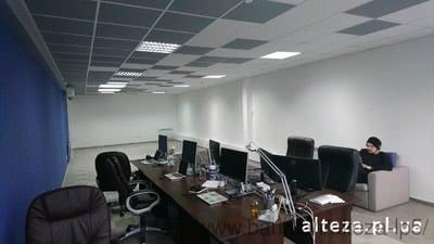 """Капитальный ремонт офисного помещения строительной Компанией """"Альтеза"""" в Полтаве — Альтеза"""