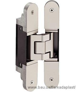 Петля дверная скрытая Simonswerk TECTUS TE 340 3D (до 80 кг)