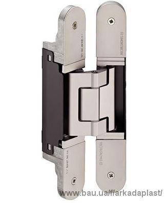 Петля дверная скрытая Simonswerk TECTUS TE 540 3D (до 120 кг)