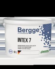 BERGGE INTEX 7 ШЕЛКОВИСТО-МАТОВАЯ краска для стен