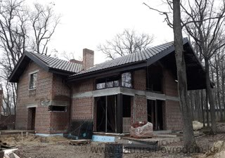 Строительство жилого дома в пос. Лесное — ЕвроДом