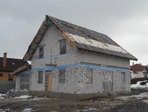 Строительство жилого дома в пос. Цыркуны — ЕвроДом