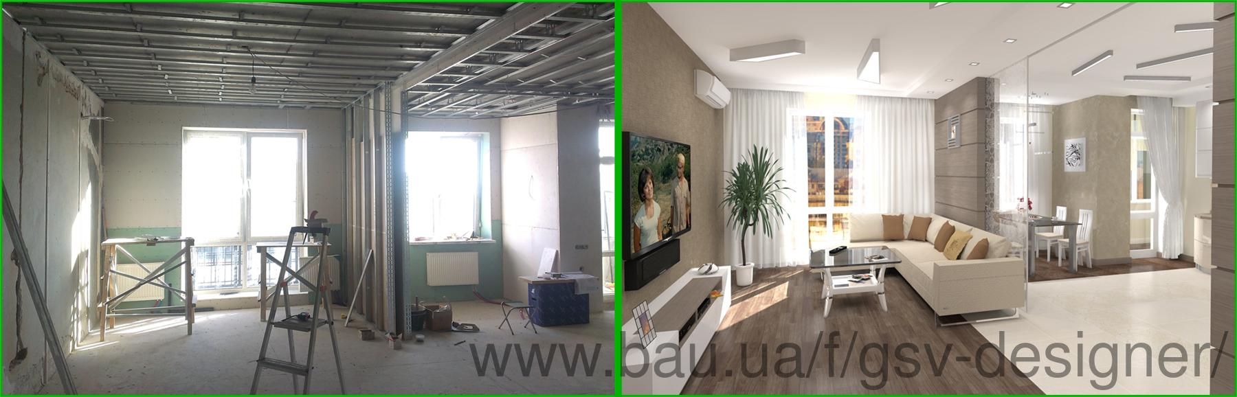 Дизайн интерьера или экстерьера (фасад)