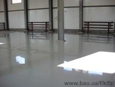 Наливной пол Epoxy Floor (тонкослой)