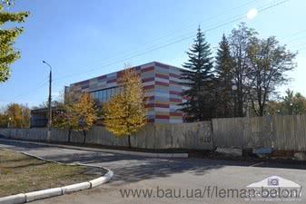 Строительство спорт комплекса!г. Николаевка! — Леман Бетон