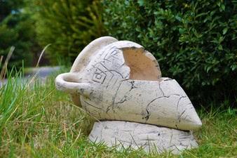 Керамические изделия для ландшафтного дизайна — Мастер-Керамика
