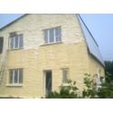 Альбом: Утеплення пінополіуретаном фасаду будинку