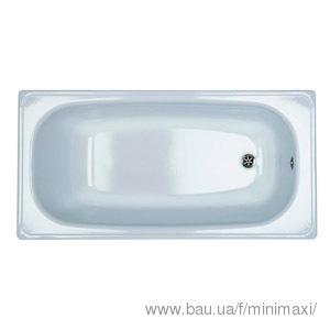 Ванна сталева 1196 (EVROVA) Form Plus 150х70, без ніжок