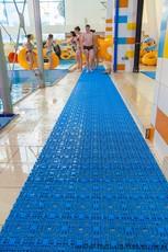 Антискользящее покрытие для саун, бассейнов и прочье