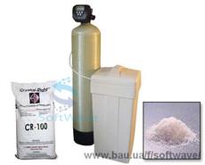 Системы КОМПЛЕКСНОЙ очистки воды из скважины-ЦЕОЛИТ CRYSTAL RIGHT CR100