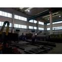 Воздушное отопление промышленного цеха с помощью подвесных воздухонагревателей Apen Group