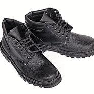 Ботинки юфтевые (клеепрошивные)