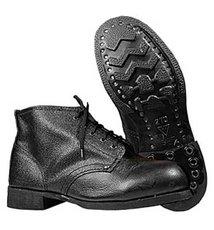 Ботинки юфтевые (гвоздевые)