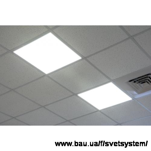 Светодиодный светильник 600х600