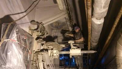 Канатная алмазная резка бетона без ограничений по габаритам конструкций.. — ТЭМ