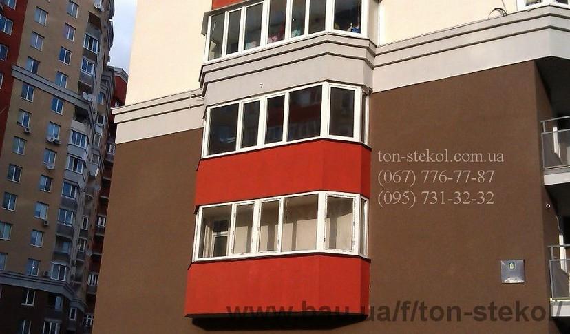 Тонировка балконов киев, качество 100% - севастополь :: jarm.