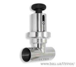 Вентиль дроссельный нержавеющий Dn 25 AISI 304 — Тринокс
