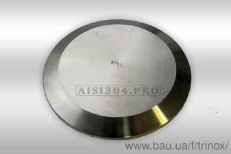 Заглушка кламповая нержавеющая DIN Dn 50 AISI 316 — Тринокс