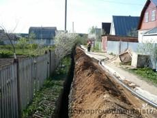 Прокладка водопроводных труб Харьков