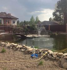 Пруд для купания и разведения рыбы с. Новоселки — УкрСад