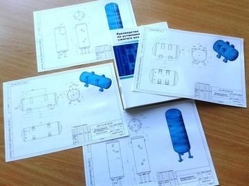 Начали производство воздухосборников и ресиверов для сжатого воздуха