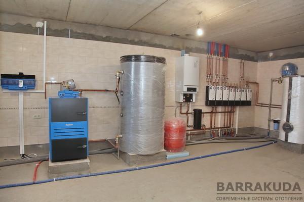 Монтаж энергоэффективных систем отопления. Летняя акция!