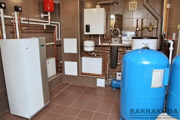 Снижаем расход газа. Модернизация систем отопления. Зимняя акция!