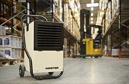 Новые модели осушителей воздуха MASTER