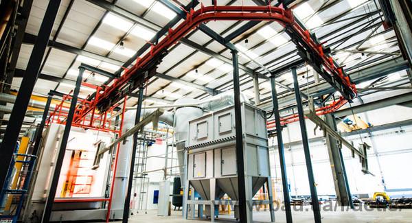 1,6 млн фунтов инвестиций для лучшего покрытия оборудования Sandvik.