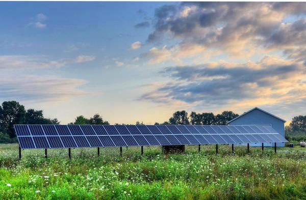Найден инвестор для строительства солнечной станции на 1,8 МВт для первого энергонезависимого села в Украине
