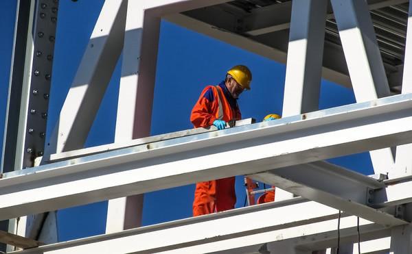 Объемы строительства выросли почти на 25% за первое полугодие 2017 года