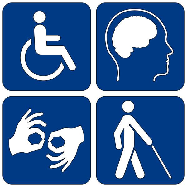 Национальные учреждения могут стать доступными для людей с особыми потребностями