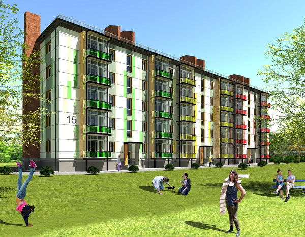 Минрегион начинает разрабатывать законопроект по реновации устаревшего жилищного фонда