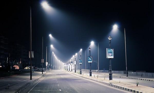 На улицах Днепра установлено 18,5 тыс. LED-светильников