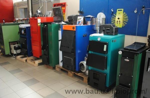 Компания «Биопром» открыла выставку-продажу твердотопливных котлов