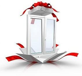 Закажи окно - получи подарки!