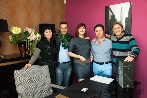Встреча с итальянскими партнерами