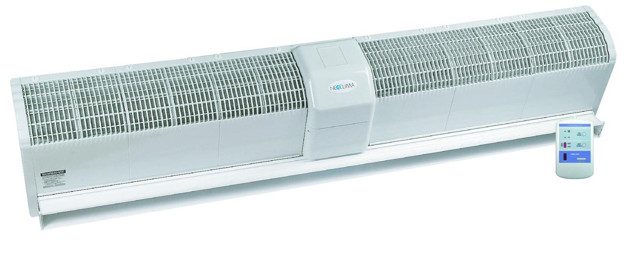 Акция! Воздушная тепловая завеса NEOCLIMA Intellect E38 EU. Бесплатная доставка!