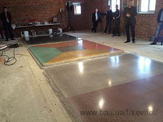 Состоялся 4й Семинар Суперпол - технология полированного бетона!