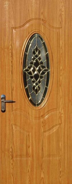 Акция на межкомнатную дверь со стеклом
