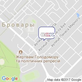 С.О.К.  Сантехника Отопление Кондиц-ние на карте