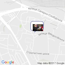 СТК на карте