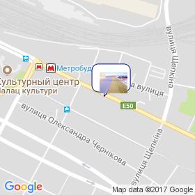 ДнепРоКровля на карте