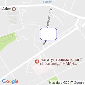 Киевбудком на карте